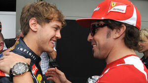 Fernando Alonso Ferrari GP Australien 2012