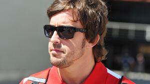 Fernando Alonso - Ferrari - GP Europa - Valencia - 21. Juni 2012