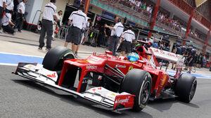Fernando Alonso - Ferrari - GP Europa - Valencia - Formel 1 - 22. Juni 2012