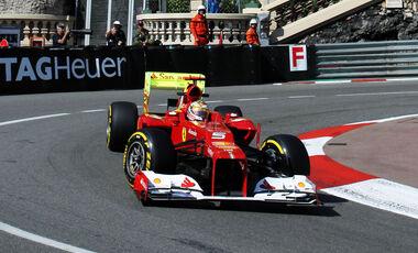 Fernando Alonso - Ferrari - GP Monaco 2012