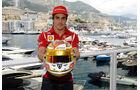Fernando Alonso - Ferrari - GP Monaco - 23. Mai 2012