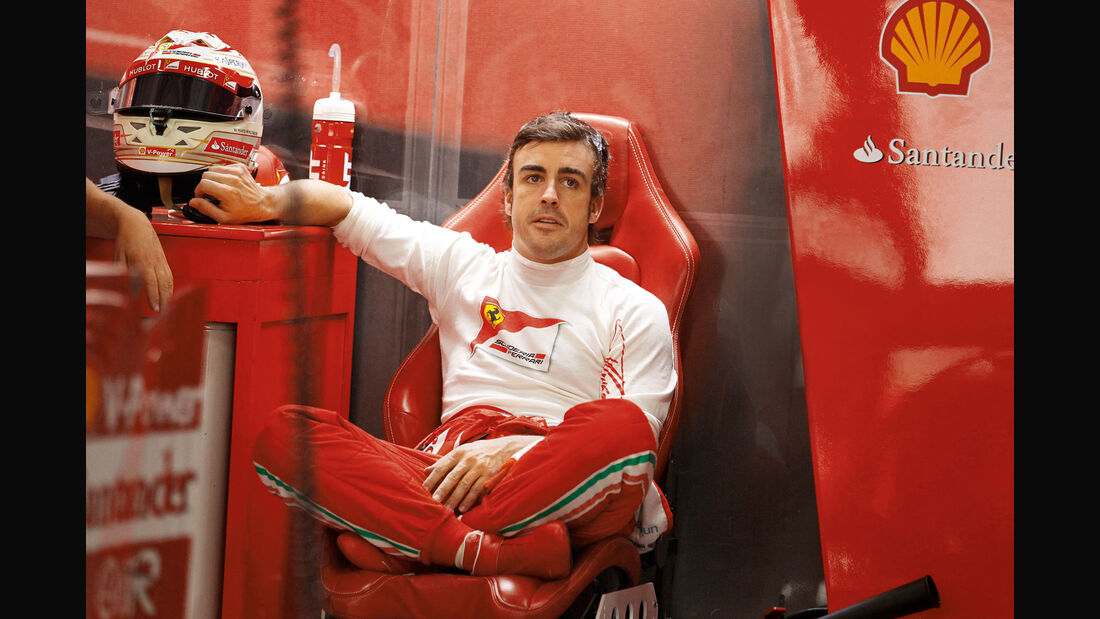 Fernando Alonso - Ferrari