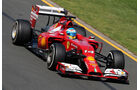 Fernando Alonso - Formel 1 - GP Australien - 14. März 2014