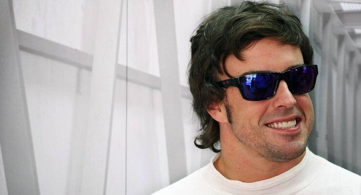 Fernando Alonso - Formel 1 - GP Bahrain - 21. April 2012