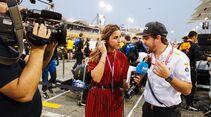 Fernando Alonso - Formel 1 - GP Bahrain - 31. März 2019