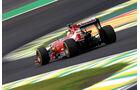 Fernando Alonso - Formel 1 - GP Brasilien - 8. November 2014