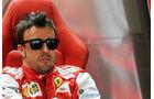 Fernando Alonso - Formel 1 - GP China - 12. April 2013
