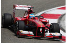 Fernando Alonso - Formel 1 - GP China -12. April 2013