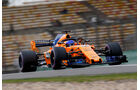 Fernando Alonso - Formel 1 - GP China 2018