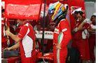 Fernando Alonso - Formel 1 - GP Indien - 27. Oktober 2012