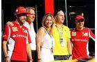 Fernando Alonso - Formel 1 - GP Italien - 08. September 2012