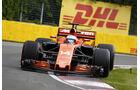 Fernando Alonso - Formel 1 - GP Kanada 2017