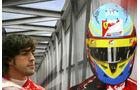Fernando Alonso - Formel 1 - GP Korea - 14. Oktober 2011