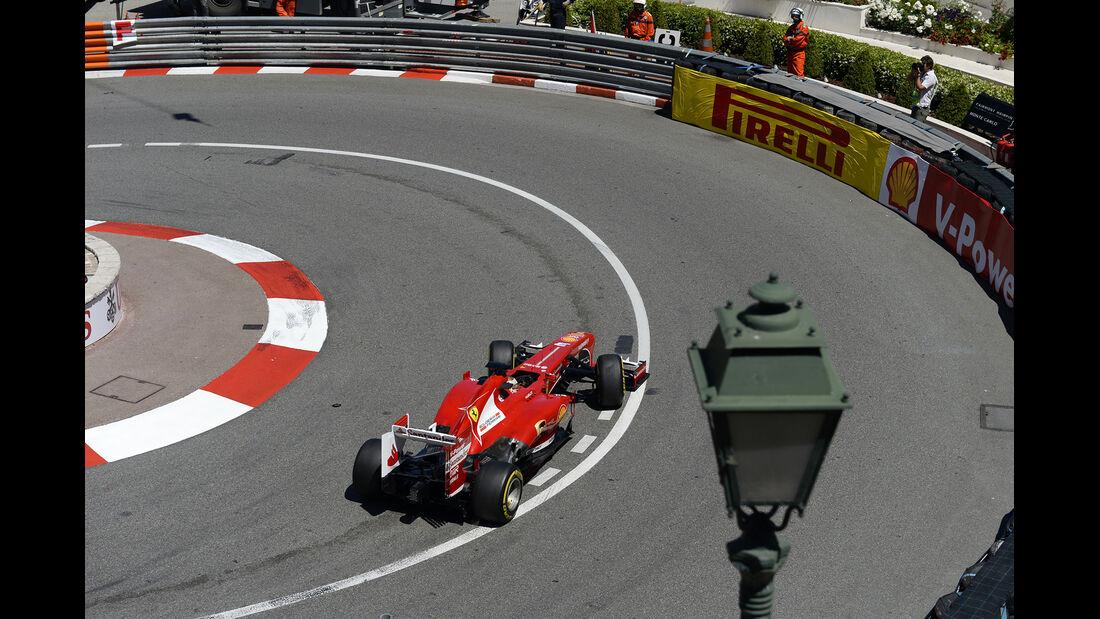 Fernando Alonso - Formel 1 - GP Monaco - 25. Mai 2013