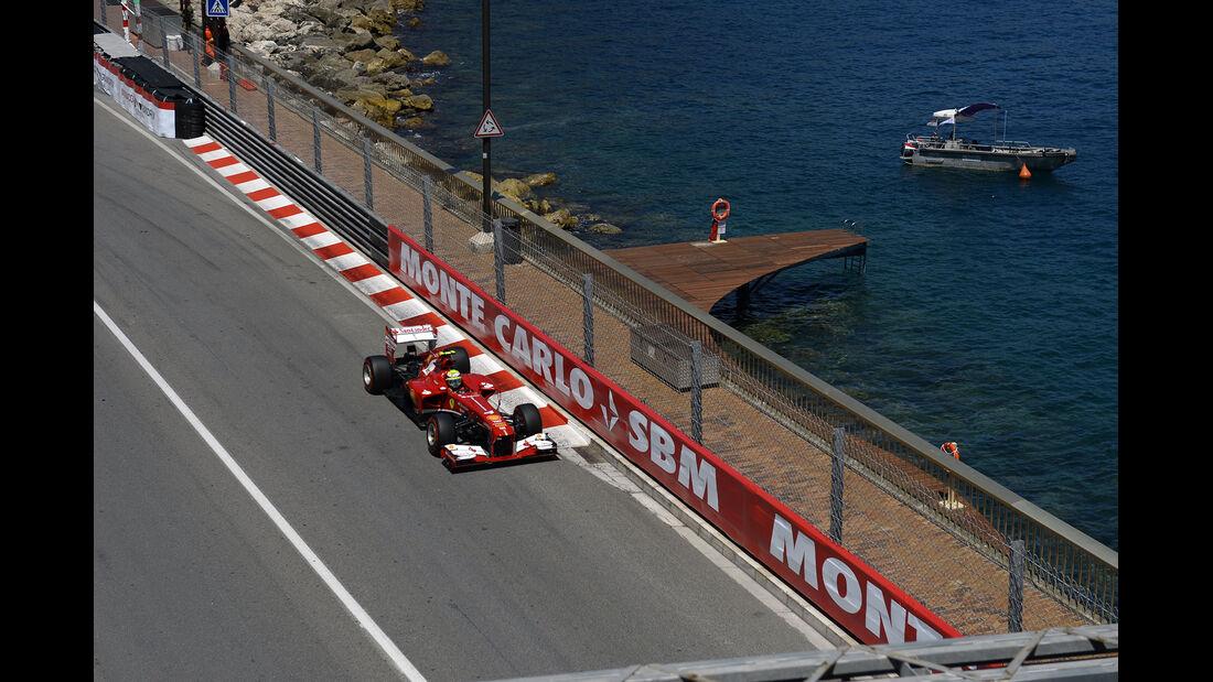 Fernando Alonso - Formel 1 - GP Monaco - 25. Mai 2014