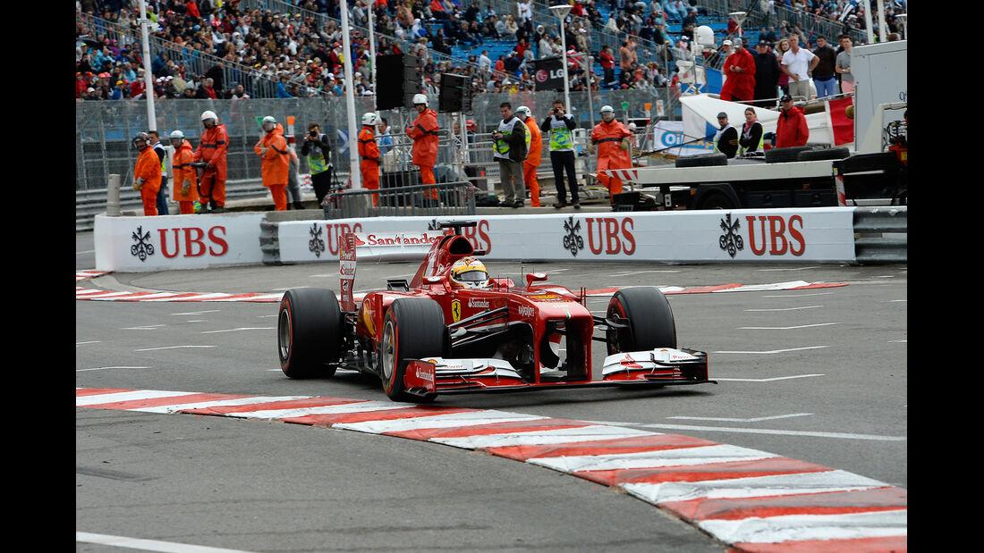 Fernando Alonso - Formel 1 - GP Monaco - 25. Mai 2015