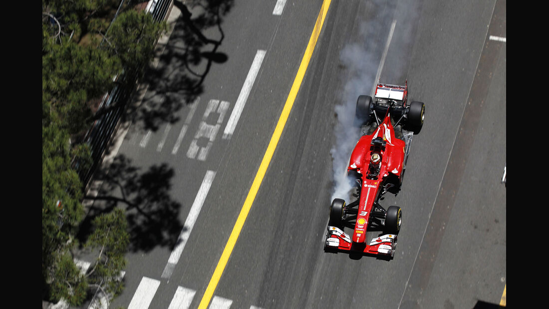 Fernando Alonso - Formel 1 - GP Monaco - 26. Mai 2013