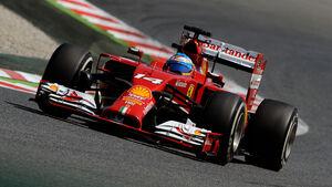 Fernando Alonso - Formel 1 - GP Spanien 2014