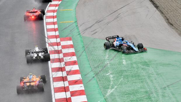 Fernando Alonso - Formel 1 - GP Türkei 2021