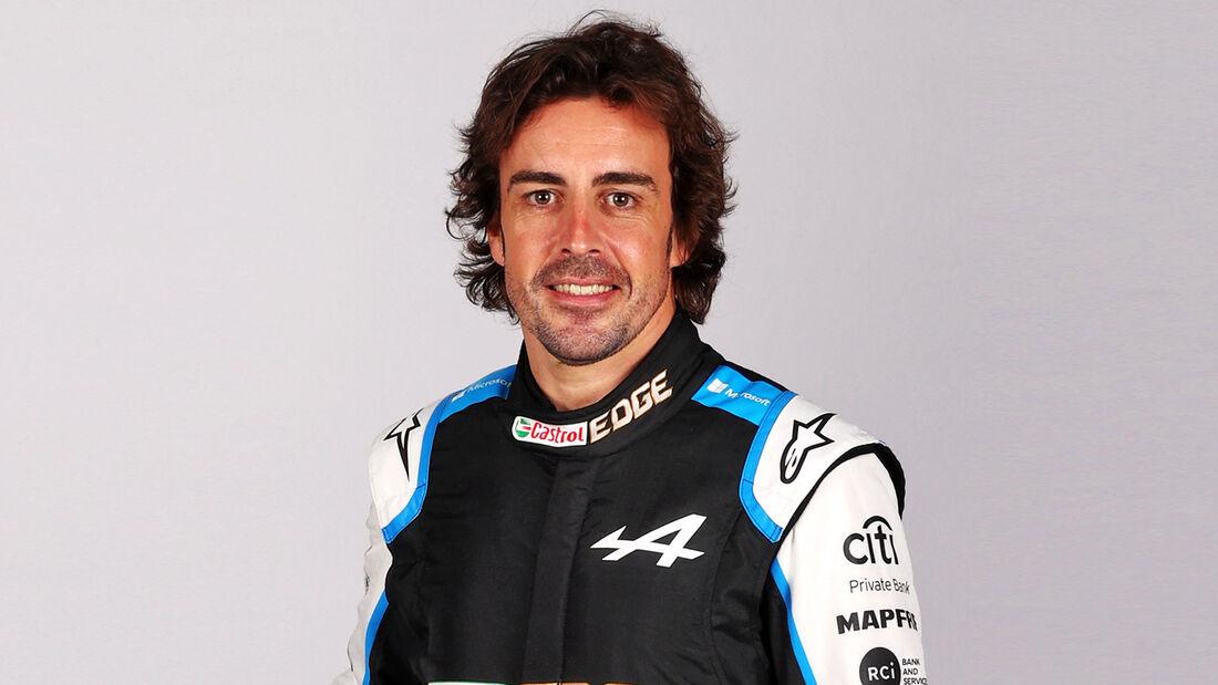 Fernando Alonso - Formel 1 - Porträt - 2021