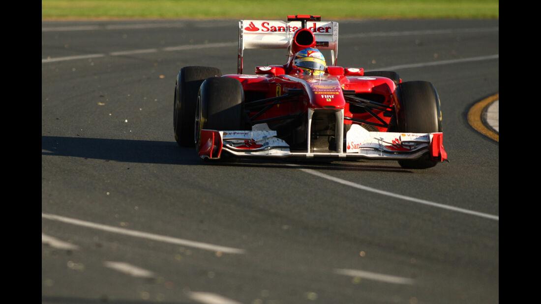 Fernando Alonso GP Australien 2011