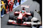 Fernando Alonso - GP Australien 2013