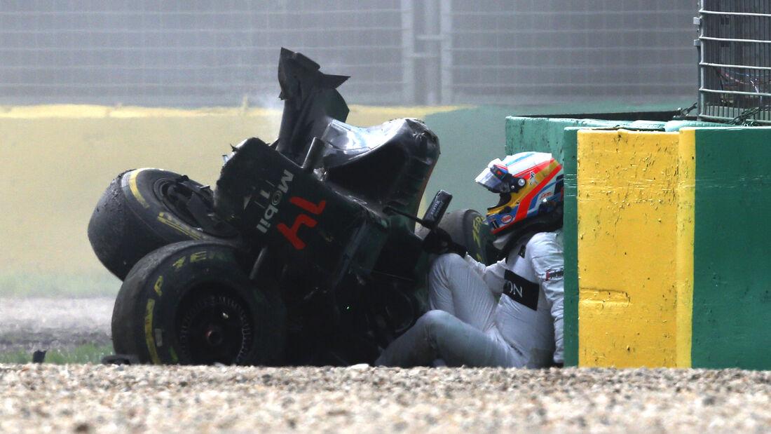 Fernando Alonso - GP Australien 2016