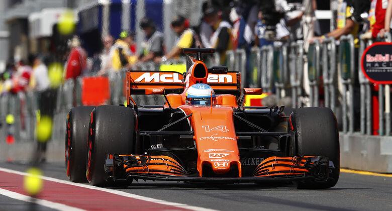 Alonso-Frust auf McLaren