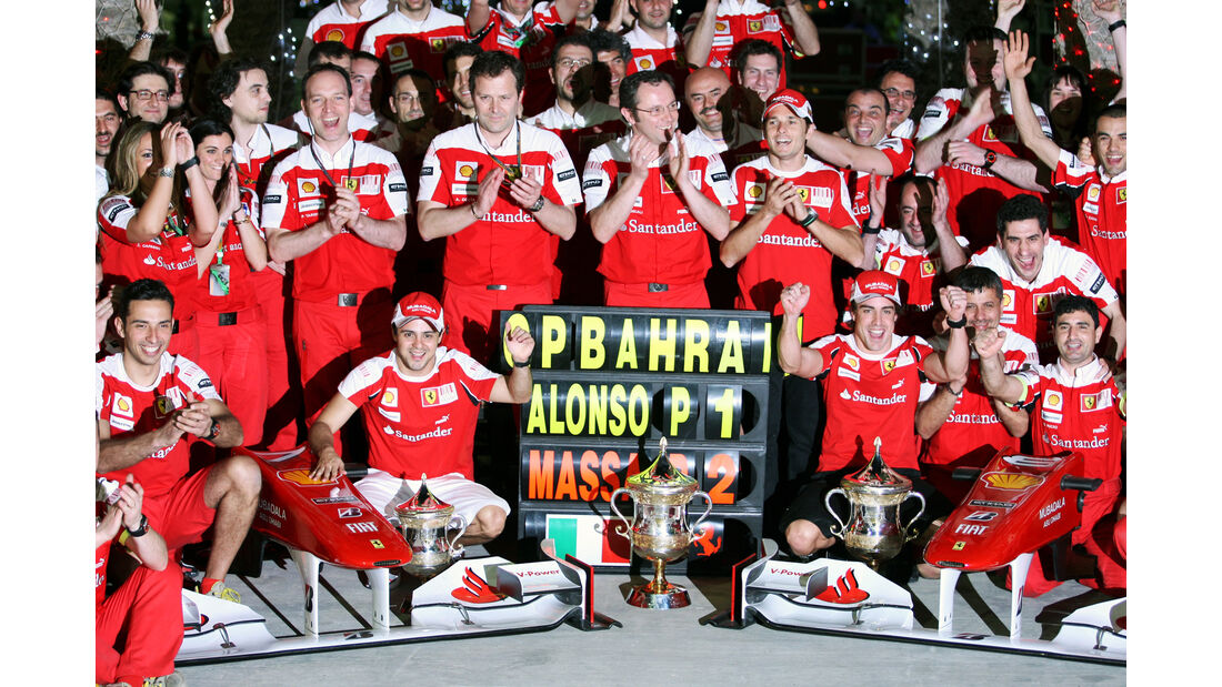 Fernando Alonso - GP Bahrain 2010