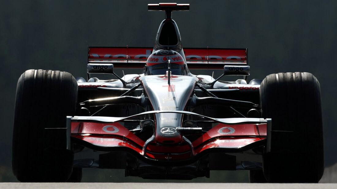 Fernando Alonso - GP Belgien 2007