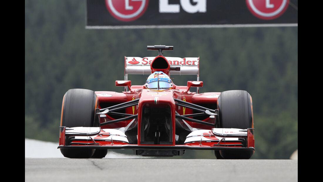 Fernando Alonso - GP Belgien 2013