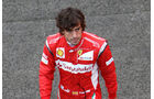 Fernando Alonso - GP Belgien - 26. August 2011