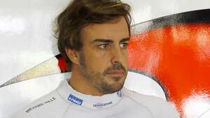 Fernando Alonso - GP Brasilien 2016