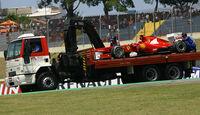Fernando Alonso - GP Brasilien - 25. November 2011