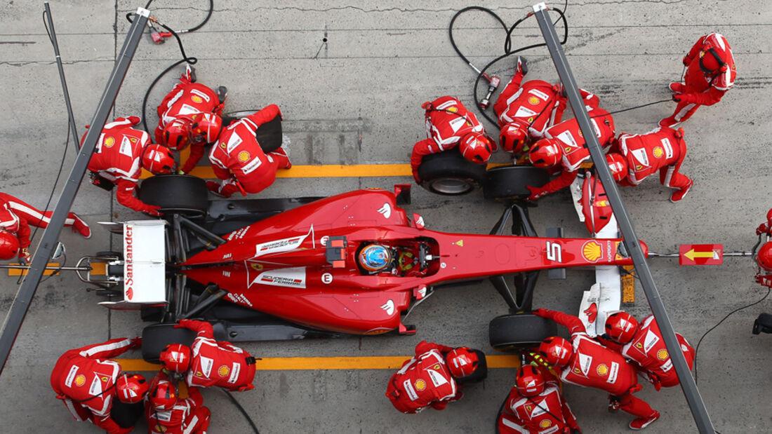 Fernando Alonso GP China 2011