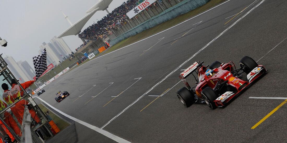 Fernando Alonso - GP China 2014