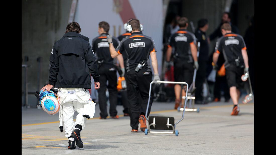 Fernando Alonso - GP China 2015