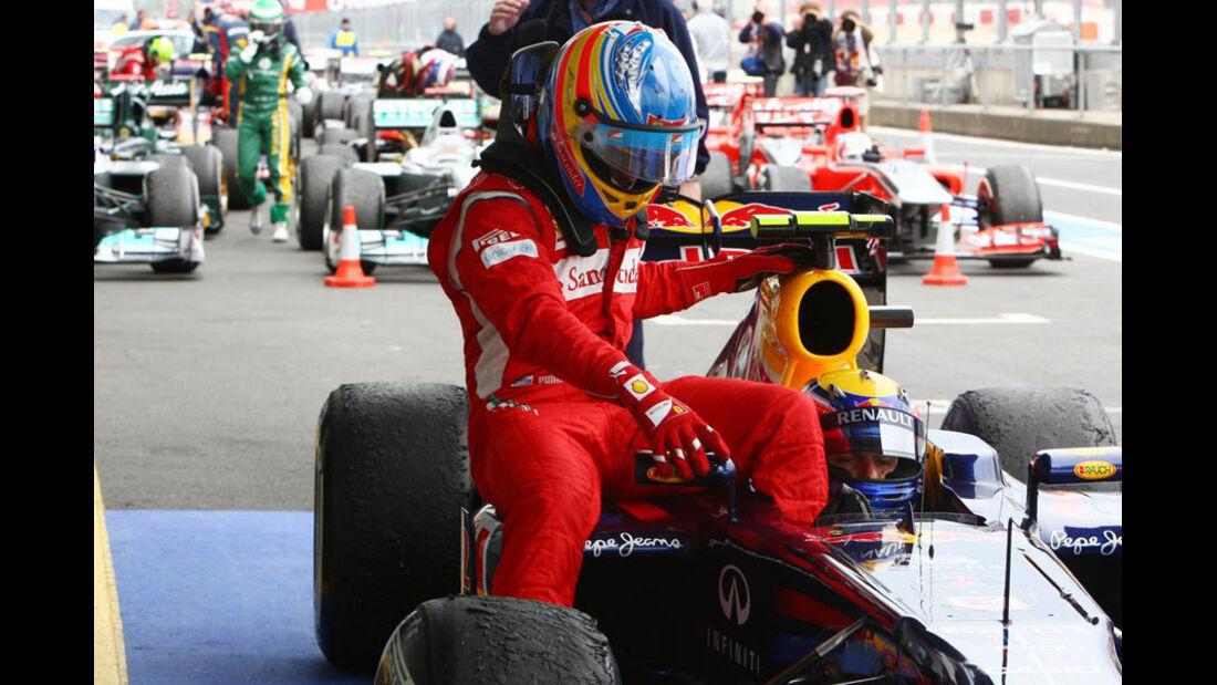 Fernando Alonso GP Deutschland 2011