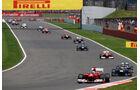 Fernando Alonso GP England 2012
