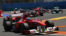 Fernando Alonso - GP Europa 2011