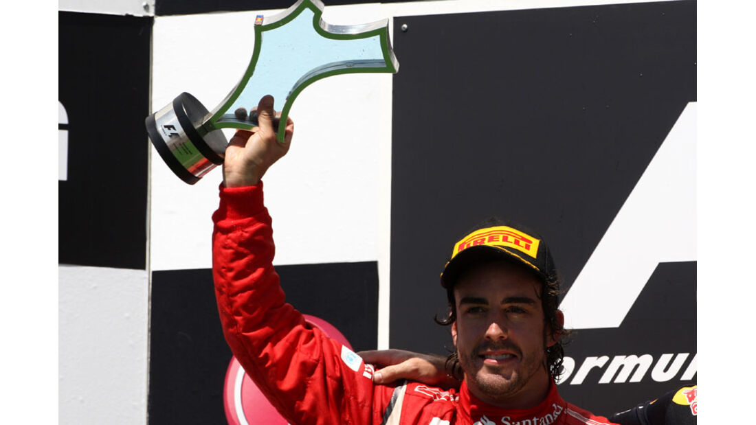 Fernando Alonso GP Europa Valencia 2011
