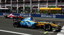 Fernando Alonso - GP Frankreich 2005