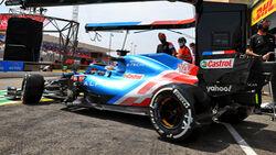Fernando Alonso - GP Frankreich 2021
