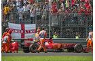 Fernando Alonso - GP Italien 2014 - Danis Bilderkiste