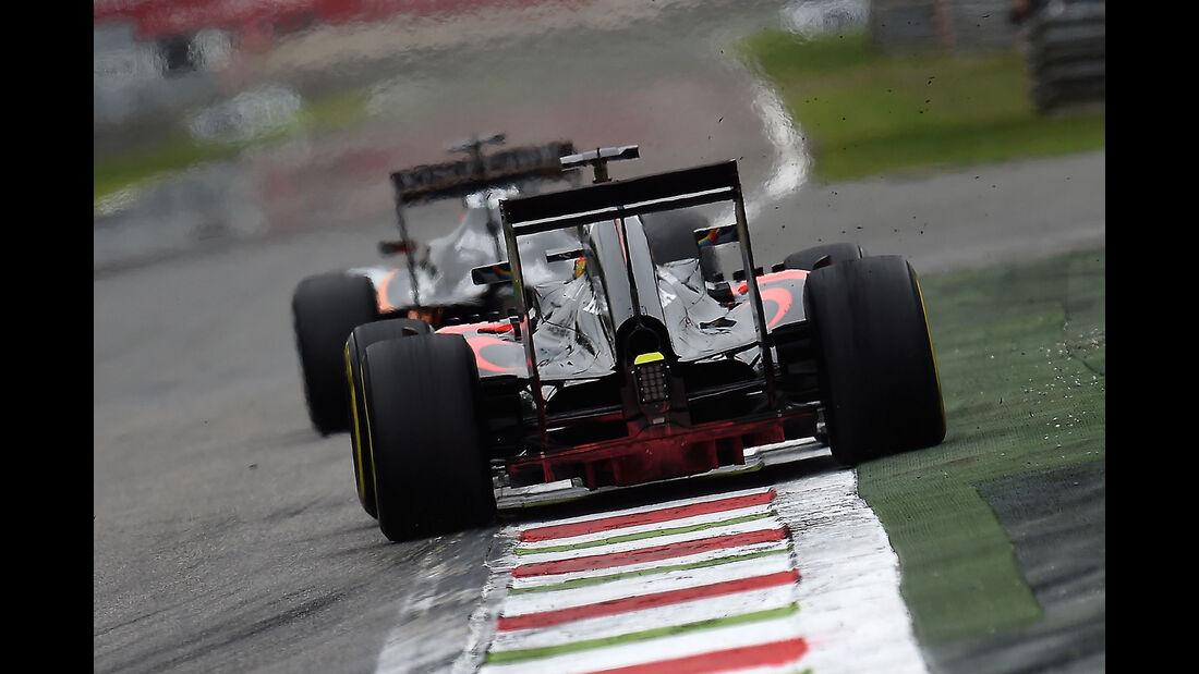 Fernando Alonso - GP Italien 2015