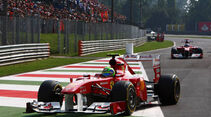 Fernando Alonso - GP Italien - Monza - 10. September 2011