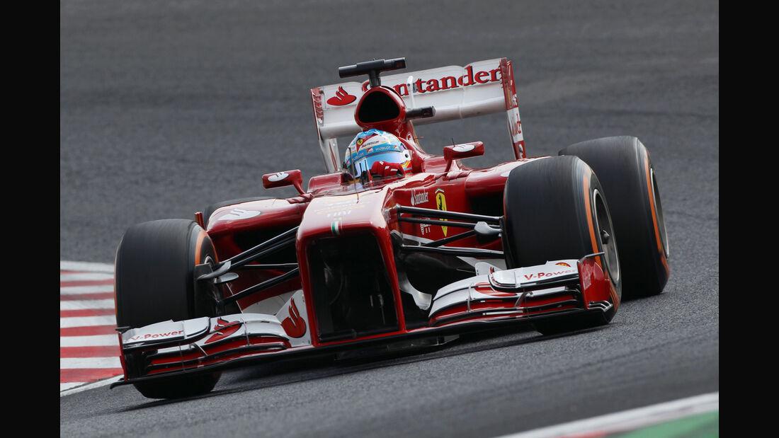 Fernando Alonso - GP Japan 2013