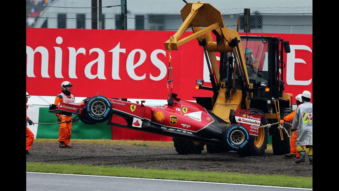 Fernando Alonso - GP Japan 2014