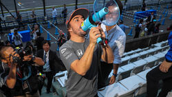 Fernando Alonso - GP Japan 2017