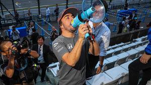 Fernando Alonso - GP Japan 2017